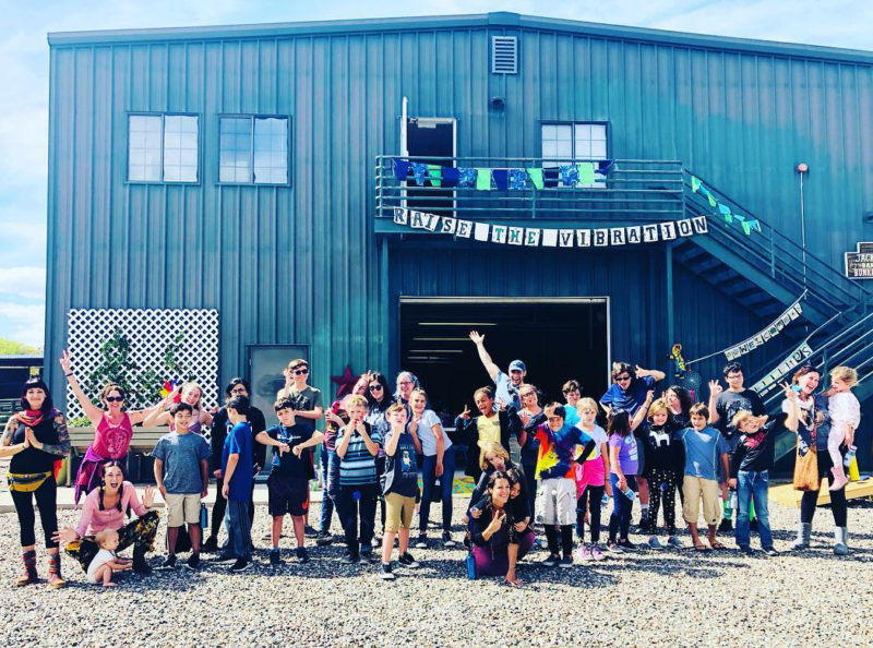 Starseed Campers & Staff